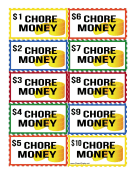 Coin Chore Money