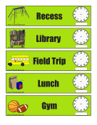 School Event Times