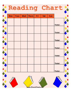 photo about Printable Reading Charts identify Printable Reading through Chart